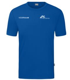 T-Shirt Team (avec logo Ecole Europeenne De Bruxelles I+ NOM )