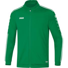 JAKO Veste polyester Striker 2.0 vert sport-blanc 9319/06