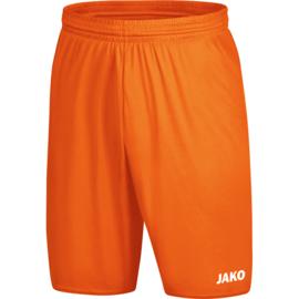 JAKO Short Manchester 2.0 fluo oranje 4400/19