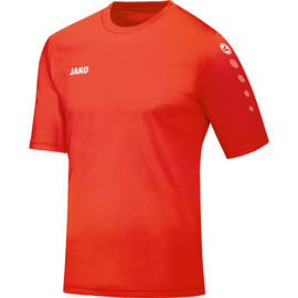 JAKO Shirt Team KM Flame 4233/18