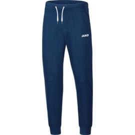 JAKO Pantalon jogging Base avec bord marine 6565/09