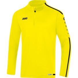 JAKO Ziptop striker 2.0 fluogeel-zwart 8619/33