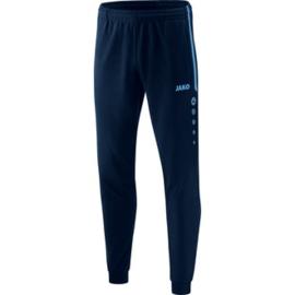 JAKO Pantalon polyester Competition 2.0 marine-bleu ciel 9218/95 (NEW)
