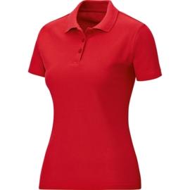 JAKO Polo Team rouge 6333/01