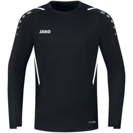 JAKO Sweater Challenge zwart/wit  (8821/802)