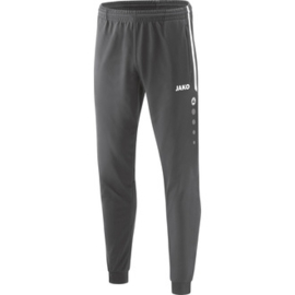 Jako Polyesterbroek Competition 2.0 grijs-wit  9218/48 (NEW)