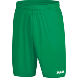 JAKO Short Manchester 2.0 sportgroen 4400/06
