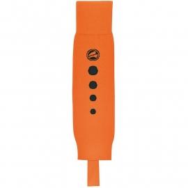 JAKO Kousen zonder voet Roma fluo oranje 3408/19