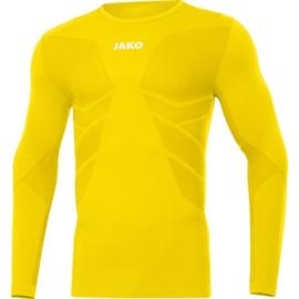 JAKO Shirt Comfort 2.0 geel 6455/30 (NEW)