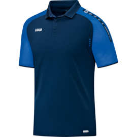 JAKO Polo Champ marine-royal 6317/49