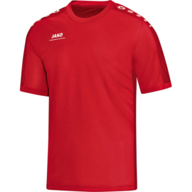 T-Shirt Striker rood (BUDINGEN)