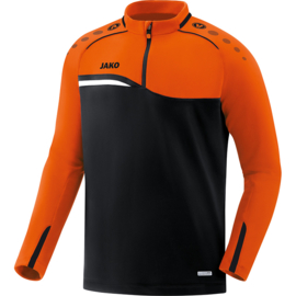 JAKO Ziptop Competition 2.0 noir-orange fluo 8618/19