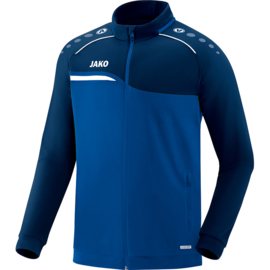JAKO Veste polyester Competition 2.0 royal-marine 9318/49