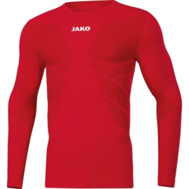 JAKO Maillot Comfort 2.0 rouge 6455/01 (NEW)