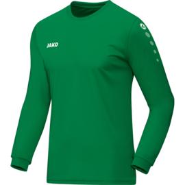 JAKO Shirt Team LM sportgroen 4333/06