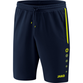 Jako Trainingsshort Prestige marine-lemon 8558/09