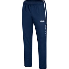 JAKO Pantalon de loisir Striker 2.0 marine-blanc
