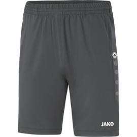 JAKO Trainingsshort Premium grijs 8520/48