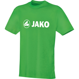 Promo t-shirt zachtgroen (6163/22)(VK LINDEN)