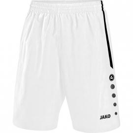 JAKO Short Turin wit-zwart 4462/00