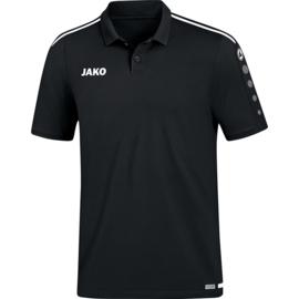 JAKO Polo Striker 2.0 zwart-wit 6319/08
