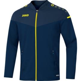 JAKO Veste de loisir Champ 2.0 marine-jaune 9820/93 (NEW)