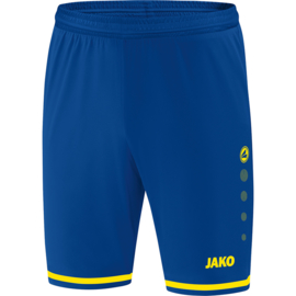 JAKO Short Striker 2.0 royal-citron 4429/12