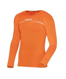 Shirt Comfort LM fluo oranje