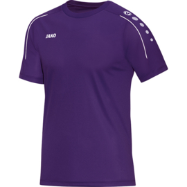 JAKO T-shirt Classico paars  6150/10 (NEW)