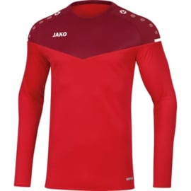 JAKO Sweat Champ 2.0 rouge-rouge vin 8820/01