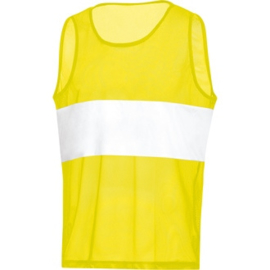 JAKO Chasuble Stripe jaune fluo 2619/03 (NEW)