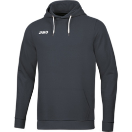 NEW! JAKO Sweat à capuchon Base antraciet 6765/21
