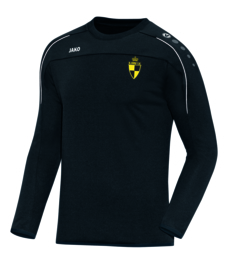 Sweater Classico zwart (+ Clublogo SK LIERSE)