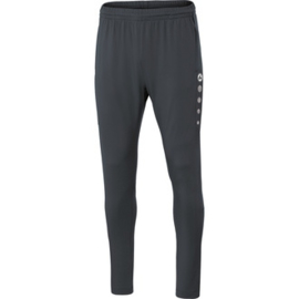 JAKO Trainingsbroek Premium grijs-wit 8420/48 (NEW)