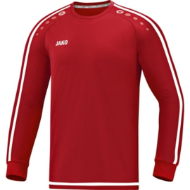 JAKO Shirt Striker 2.0 LM chilirood 4319/11  (NEW)