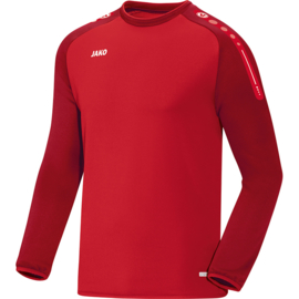 Jako Sweater Champ rood-donkerrood 8817/01