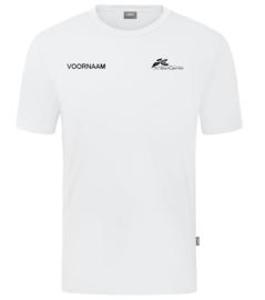 T-shirt Run (avec logo European School I) - COTTON