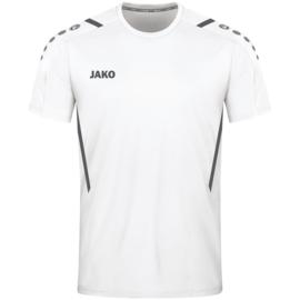 JAKO Shirt Challenge wit/zwart (4221/002)