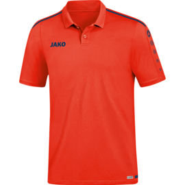 JAKO Polo Striker 2.0 flamme-navy 6319/18
