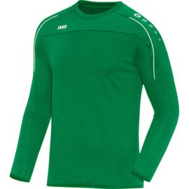 JAKO Sweat Classico vert sport 8850/06