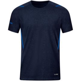 JAKO T-shirt Challenge marine/royal (6121/511)