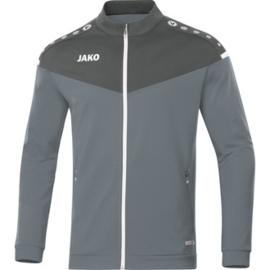 JAKO Veste polyester Champ 2.0 gris 9320/40 (NEW)