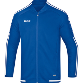 JAKO vrijetijdsvest striker 2.0 royal-wit 9819/04