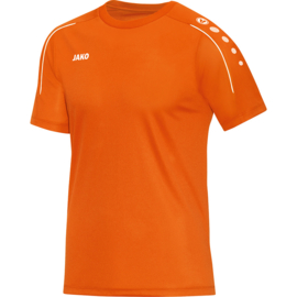 JAKO T-shirt Classico orange  6150/19 (NEW)