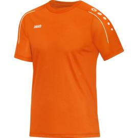 JAKO T-shirt Classico oranje  6150/19 (NEW)