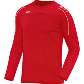 JAKO Sweat Classico rouge 8850/01