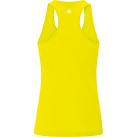 JAKO Tank top Run 2.0 jaune 6075/03