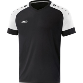 JAKO Shirt Champ 2.0 KM zwart-wit 4220/08 ( NEW )