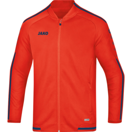 JAKO Veste de loisir Striker 2.0 flamme-navy 9819/18
