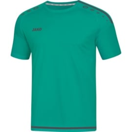 JAKO T-shirt/Shirt Striker 2.0 KM turkoois-antraciet 4219/24